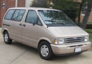 Ford Astro Used Ford Aerostar For Sale By Owner Buy Cheap Pre Owned