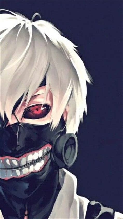 tokyo ghoul anime phone wallpaper background tokyo