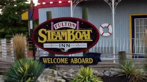steamboat inn lancaster pa the fulton steamboat inn lancaster pa youtube