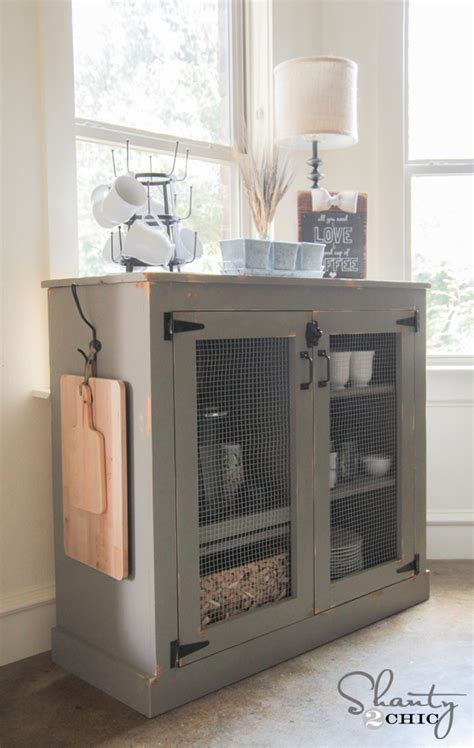 Diy Farmhouse Bathroom Vanity Shanty Gorgeous Coffee Cabinet On Diy Farmhouse Coffee Cabinet