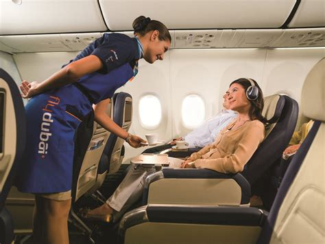 Dubai Airlines Cabin Crew by With Flydubai Business Class Has Never Been So Affordable