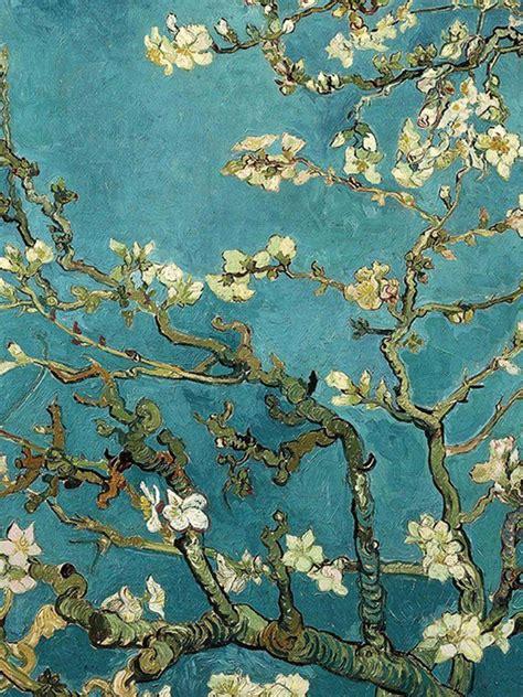 android wallpaper van gogh van gogh blossom wallpapers wallpaper cave
