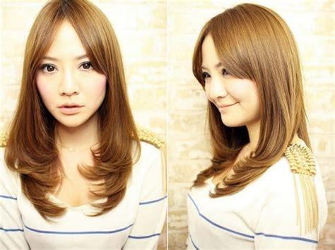 Model Rambut Layer V by 5 Model Rambut Layer Panjang Untuk Wanita Beserta Gambar