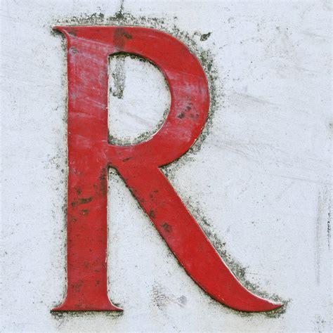 Letter R Flickriver