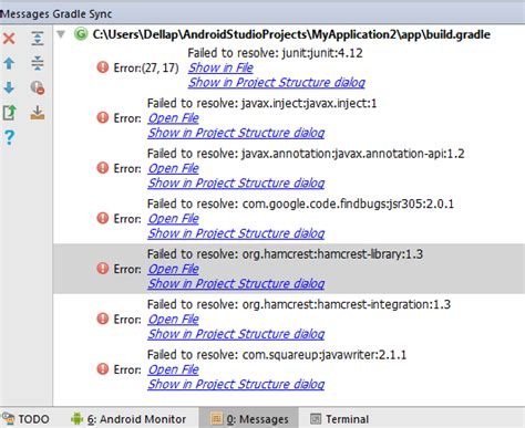android studio r layout error android studio error failed to resolve stack overflow