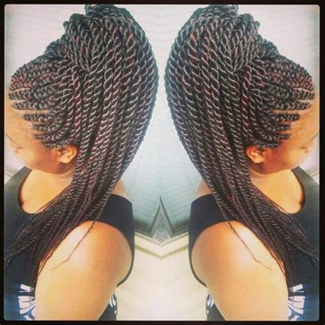 ghanaian hairstyles weave on rope twists ghana braids braidsbyguvia my twists