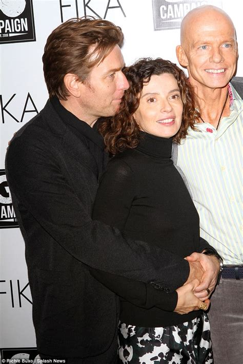 Ewan Mcgregor And Wife Eve At The Independent Film Awards In » Ideas Home Design