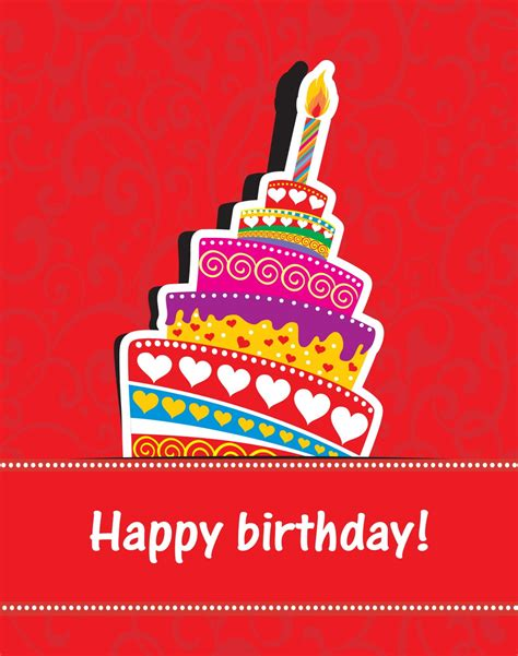 Happy Birthday Cards 35 Happy Birthday Cards Free To Download