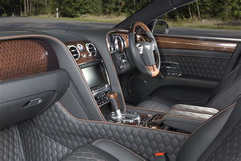 mansory bentley interior mansory tweaked flying spur looks surprisingly tamed