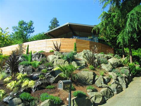 rock garden seattle cool rock garden ideas method seattle mediterranean