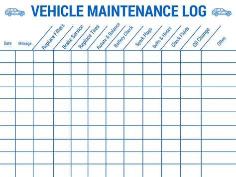 vehicle repair report template the best vehicle 2018
