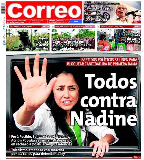 diario el correo noticias de pasco peri 243 dico diario correo per 250 peri 243 dicos de per 250