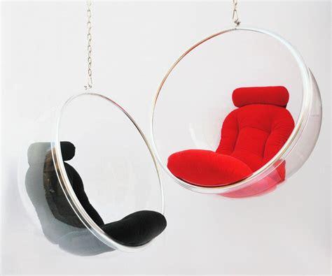Acrylic Hanging Chair by Acrylic Hanging Chair Pu Cushion Swing Chair
