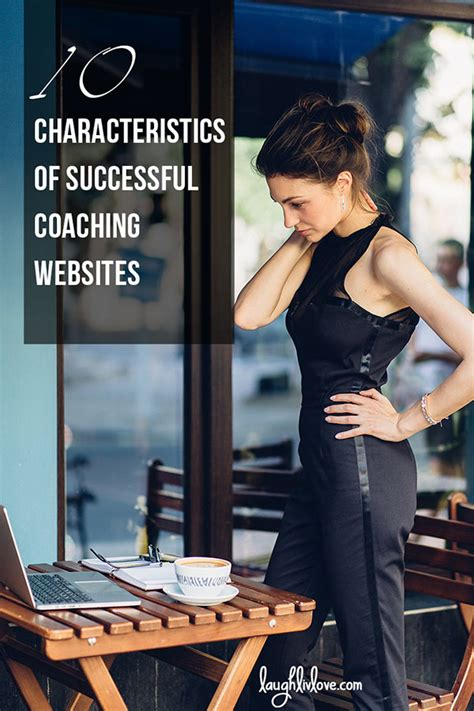 10 characteristics of successful coaching websites laugh