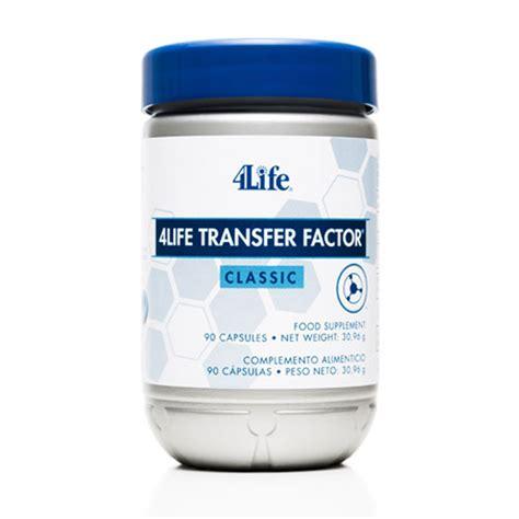 Suplemen Transfer Factor 4life transfer factor 174 classic 90 capsules pet health