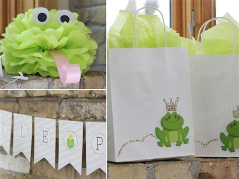 Frog Baby Shower Decorations by 1000 Images About Baby Shower Frog Prince Theme On Prince Baby Showers Frog