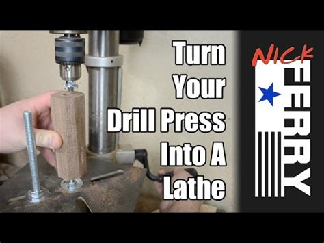turn  drill press   lathe scrap bin challenge