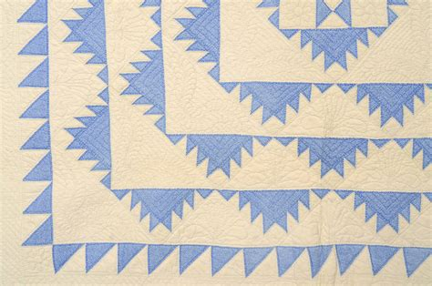 Quilt Pattern Delectable Mountains | delectable mountains quilt at 1stdibs