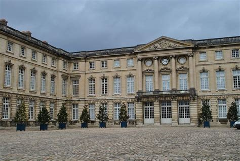 house of bourbon chateau de compiegne compiegne france current structure built starting in 1751 by