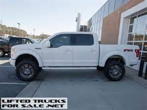 2015 Ford Fx4 2015 Ford F150 Fx4 Crew Cab Sherrod Lifted Truck