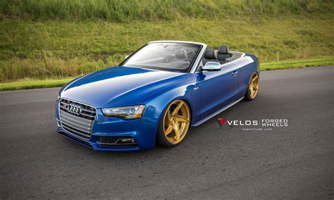 Audi S5 Turbo Umbau by Audi S5 On Velos D5 Forged Wheels Velos Designwerks
