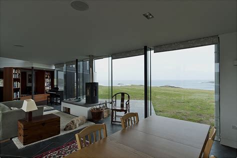 family rooms scotland modern home built within a 150 year abandoned farmhouse nessy chic