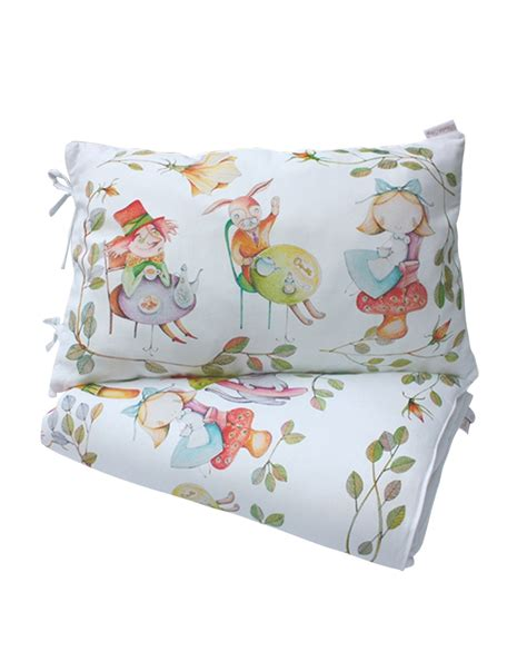 alice in wonderland bed set wonderful bedding will take the whole family into the