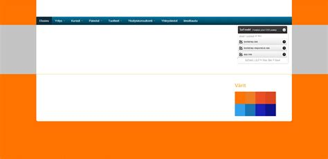 bootstrap themes orange bootstrap browser differerence