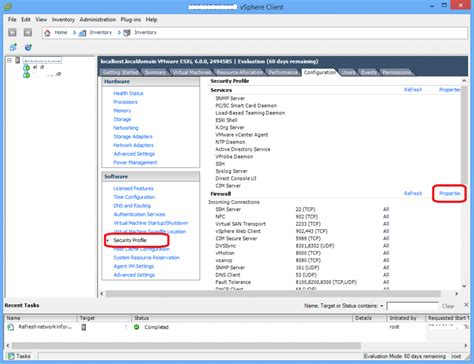 vnc console enable vnc console access in vmware esxi cloud knowledge