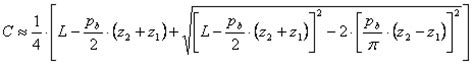 Belt Length Calculation
