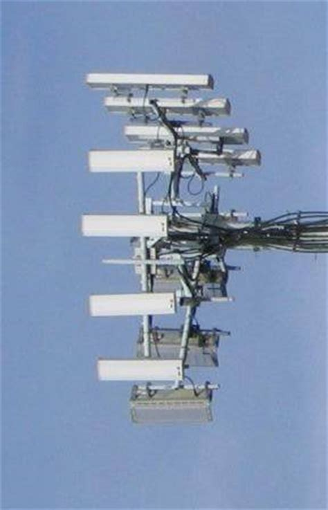 which type of antennas are used at mobile towers quora