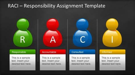 6332 02 Raci Template 2 Slidemodel Raci Powerpoint Template