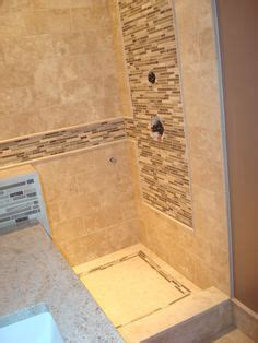 18x18 tile in small bathroom small walk in tile shower on pinterest small bathroom designs small bathrooms and