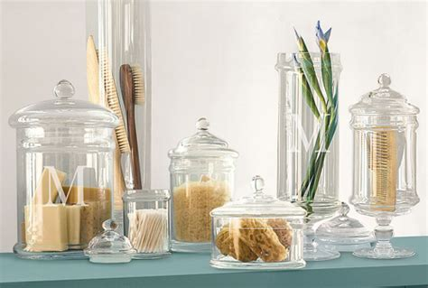 decorative apothecary jars bathroom todays decor obsession lets talk about apothecary jars