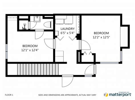 generate floor plan generate traditional floor plans from your matterport 3d data