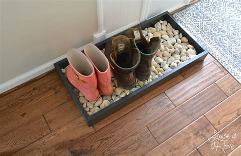 diy shoe tray diy boot tray louise at home