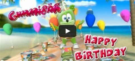 happy birthday videos happy birthday video gummib 228 r