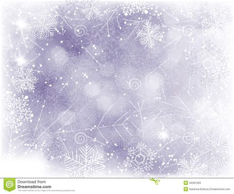 christmas lights snowflakes falling background stock photo image 34301620