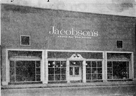 Furniture Stores In Saginaw Mi by The Department Store Museum Jacobson Stores Inc