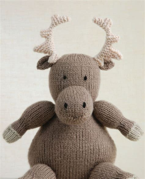 knitting patterns of animals best 25 knitted stuffed animals ideas on