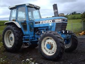 Used Ford Tractors For Sale Used Ford 8210 Tractors Year 1989 For Sale Mascus Usa