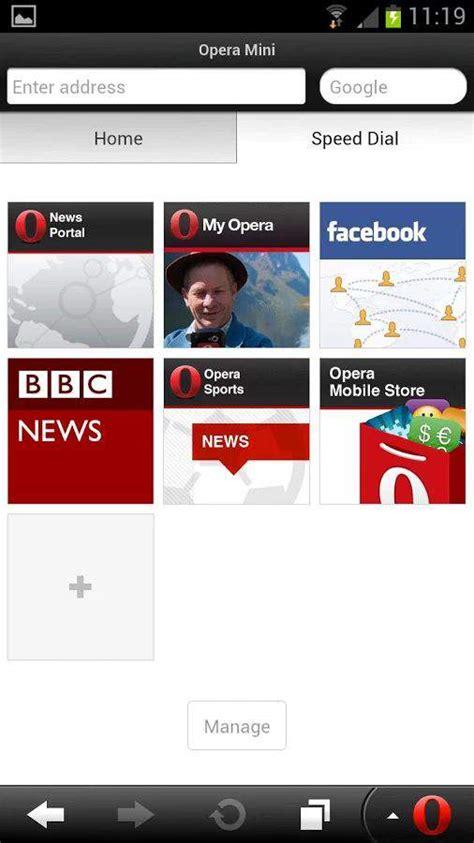 opera mini browser apk ios android sistem uygulamalarındaki web tarayıcı versionları