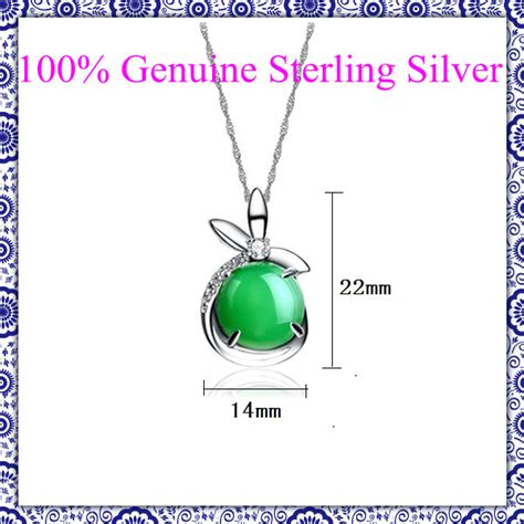 Limited Kalung Korea Pearl Green Weave With Cz Alloy Korean buy 100 genuine solid 925 sterling silver pendant chain