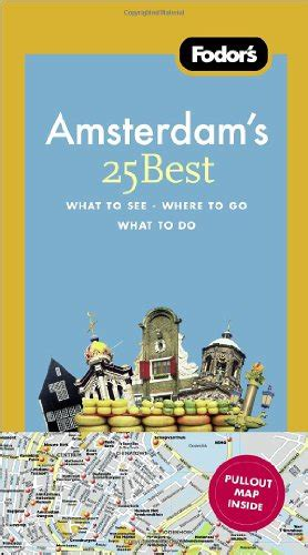 fodor s amsterdam 25 best color travel guide books two days in amsterdam netherlands