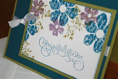 Handmade Congratulations Cards - handmade congratulations card flickr photo