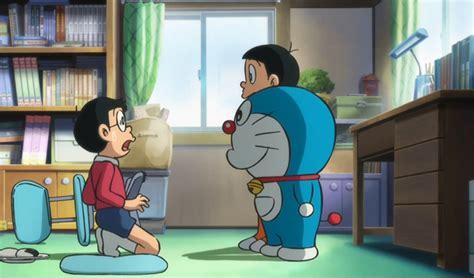 Termurah Bantal Nobita Atau Shizuka Doraemon kenapa doraemon memilih menjaga nobita kincir