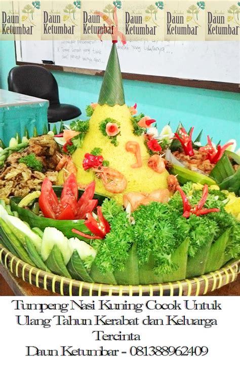 cara membuat nasi kuning secara tradisional cara membuat nasi tumpeng ulang tahun daun ketumbar