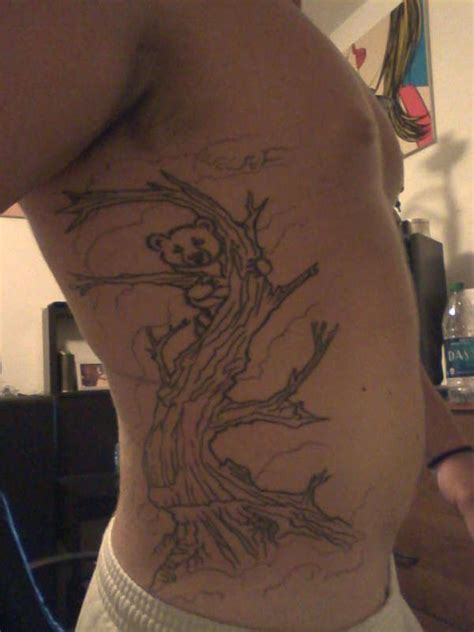 bear tree tattoo 17 best images about ink on white family