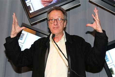 film comedy geoff king geoffrey rush to star in movie version of the drowsy