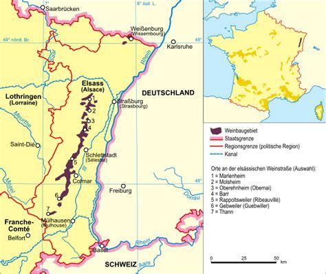Motorradfahren In Frankreich Vorschriften by Weinbaugebiete In Frankreich